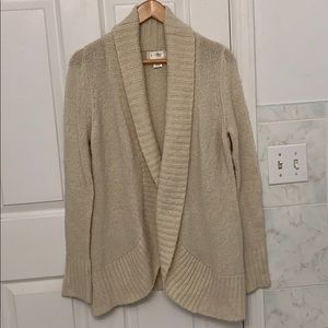 Motherhood maternity cardigan size M
